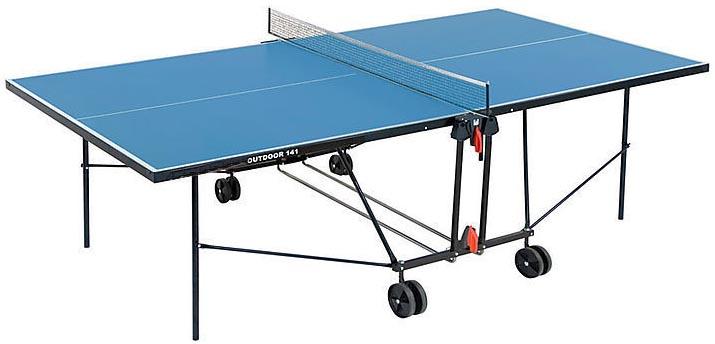 Tavolo ping pong da esterno regolamentare ruote struttura - Misure tavolo ping pong regolamentare ...